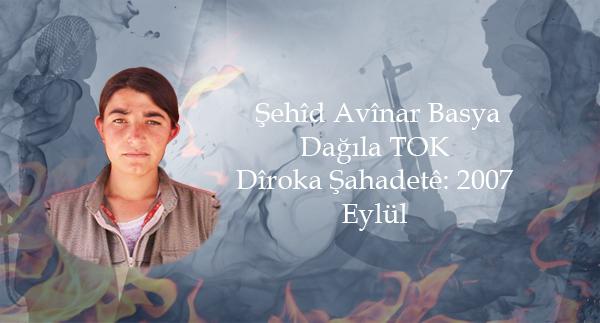 Şehîd Avînar Basya